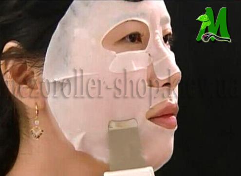Ультразвуковой скрабер и маска для лица