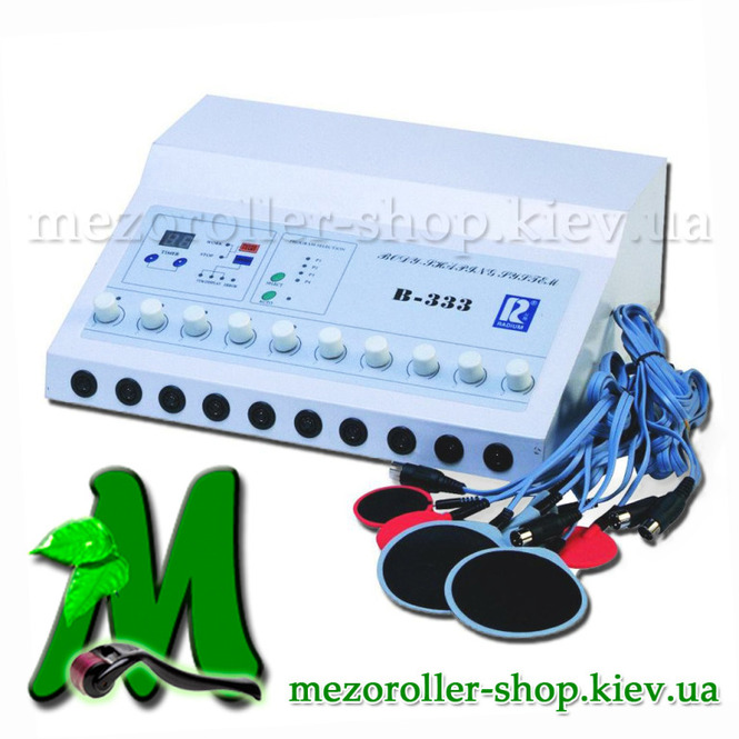 Миостимулятор В-333 Инструкция По Применению img-1