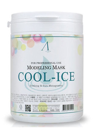 "Альгинатная маска ""Ankin"" Modelling Mask - Cool-Ice (for Professional use) 700 ml - Южная Корея"